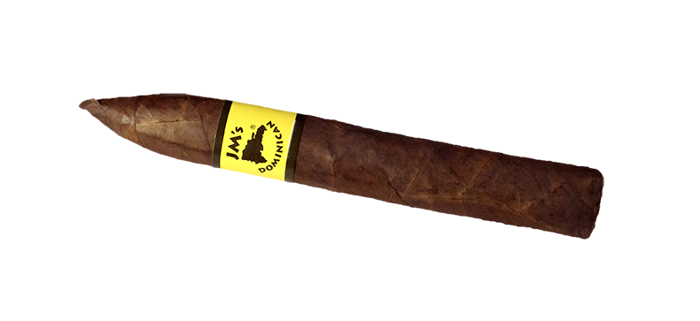 JM's Dominican Sumatra belicoso cigar