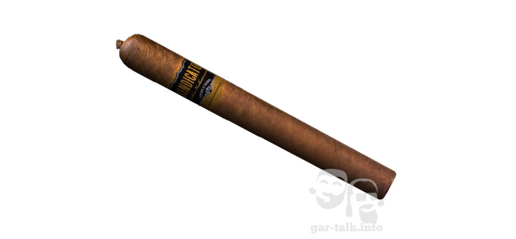 Manufacturer provided promotional photo of Sindicato cigar