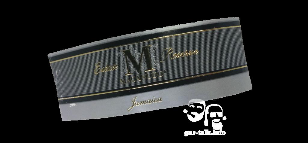 Macanudo Jamaica label